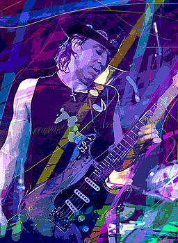 David Lloyd Glover - STEVIE RAY VAUGHAN SUSTAIN