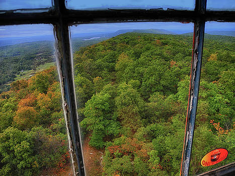 Raymond Salani III - Sunfish Fire Tower 3
