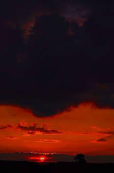 Emily Stauring - Sunset Before The Rain