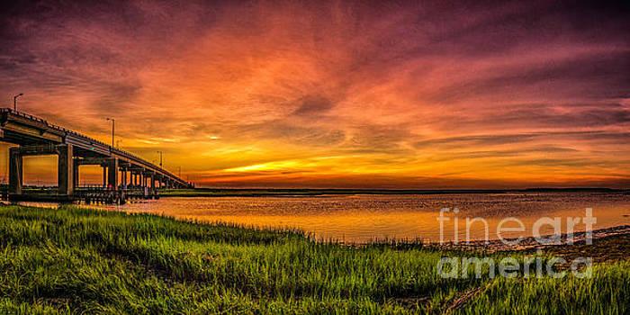 Nick Zelinsky - Sunset in Sea Isle City