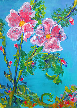 Patricia Taylor - Sweet Peas