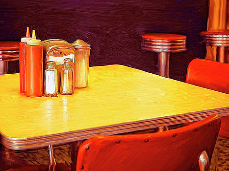Dominic Piperata - Table for Two