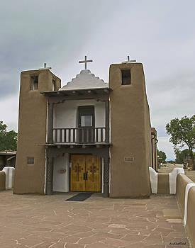 Allen Sheffield - Taos Pueblo Mission