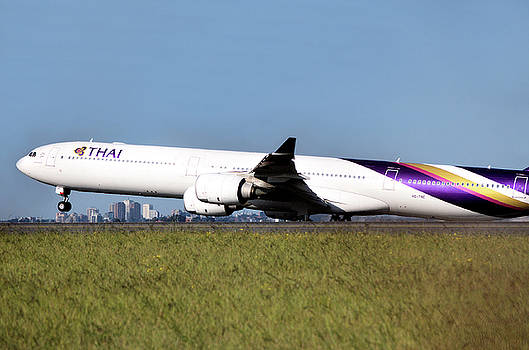 Cheryl Hall - Thai Airways
