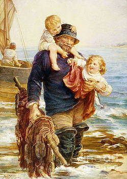 Frederick Morgan - The Ferry