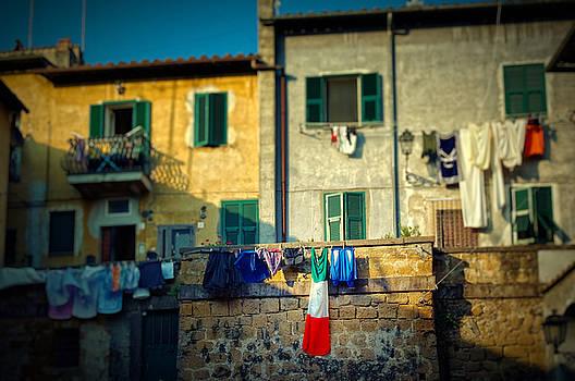 Silvia Ganora - The flag needed washing