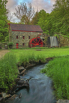 Juergen Roth - The Grist Mill in Sudbury