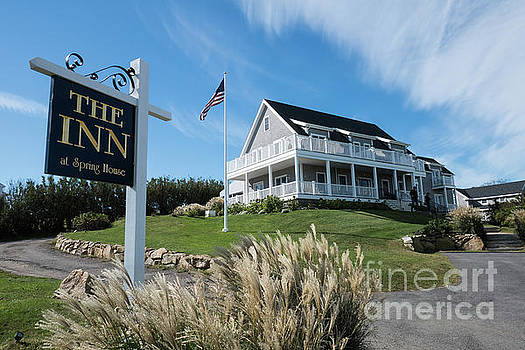 Wayne Moran - The Inn at Spring House Beautiful Inns and Hotels on Block Island Rhode Island