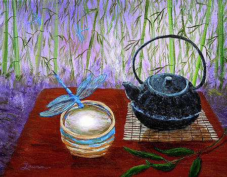Laura Iverson - The Moon in a Teacup