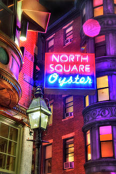 Joann Vitali - The North Square - Boston