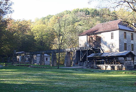 Diane Merkle - The Old Mill