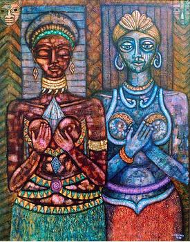 Madalena Lobao-Tello - The priestess of the occult