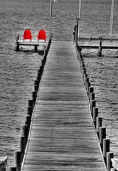 Emily Stauring - The Red Chairs