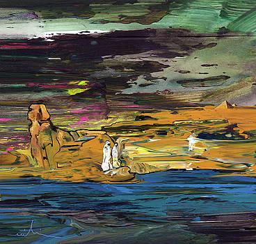 Miki De Goodaboom - The Sphinx