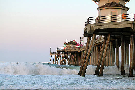 Art Block Collections - The Waves of Huntington Beach