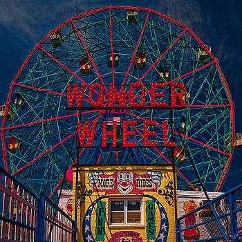 Chris Lord - The Wonder Wheel at Luna Park