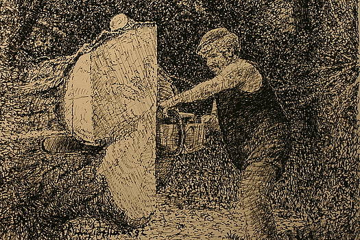 Terry Perham - The Woodcutter