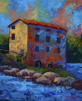 Marion Rose - Tuscan Mill
