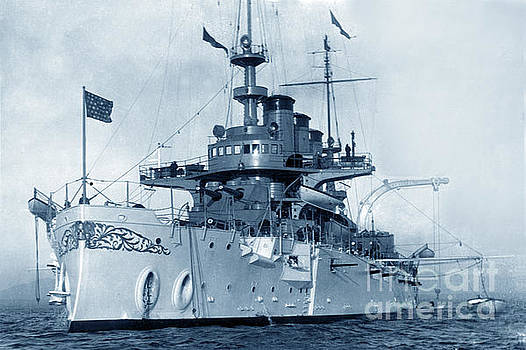 California Views Mr Pat Hathaway Archives - USS Georgia BB-15 was a United States Navy Virginia-class battleship 1908