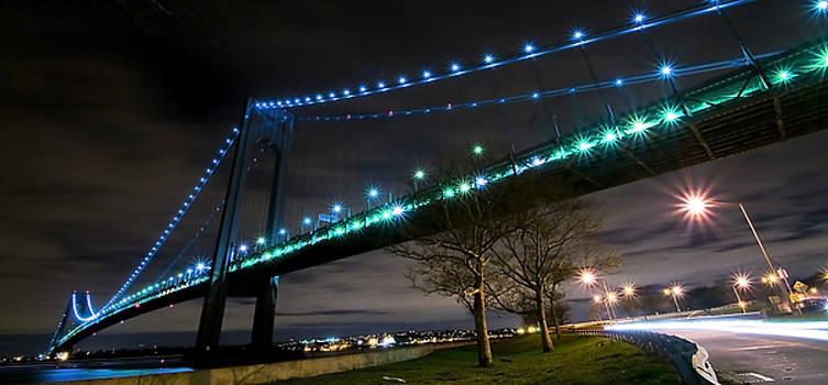 Svetlana Sewell - Verrazano-Narrows Bridge