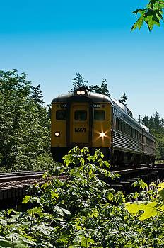 R J Ruppenthal - VIA Rail - 6135