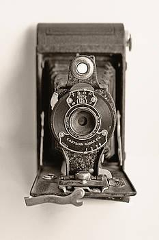 TONY GRIDER - Vintage Kodak Camera