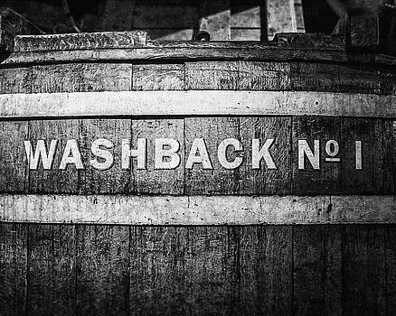Lisa Russo - Washback No. 1 in Black and White
