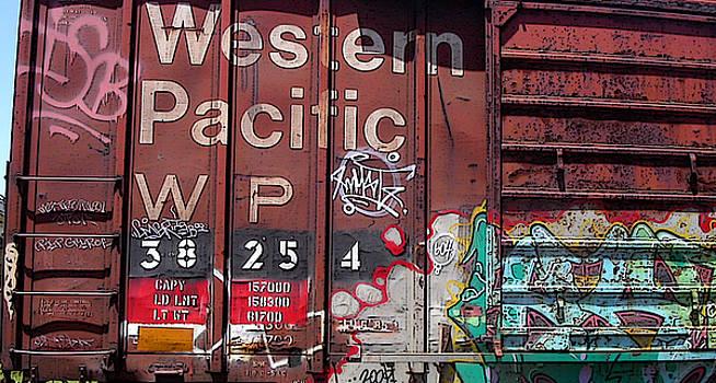 Anne Cameron Cutri - Western Pacific