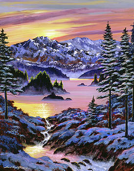 David Lloyd Glover - Winter Dreams