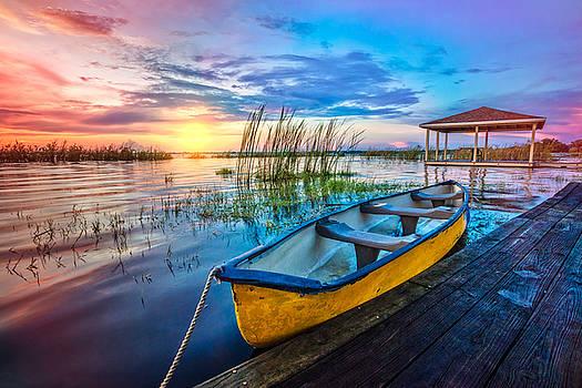 Debra and Dave Vanderlaan - Yellow Canoe