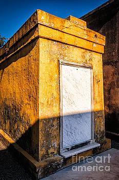 Kathleen K Parker - Yellow Tomb-St Louis 1 NOLA