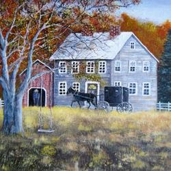 amish country Art Competition