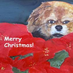 Christmas Card Paintings Art Competition
