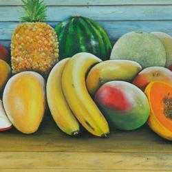 Fruits and vegetables Art Competition