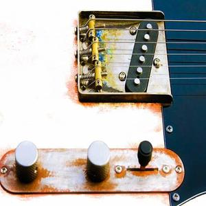 Electric Guitars Art Competition