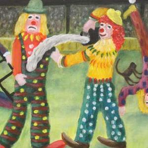 Clowns Art Competition