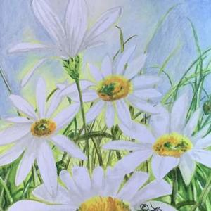 DELIGHTFUL DAISIES Art Competition