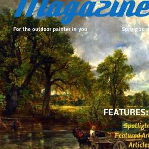 HAYWAIN MAGAZINE SPRING LANDSCAPE COMPETITION Art Competition