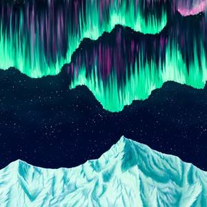 Northern Lights Art Competition