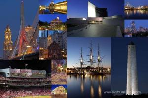 Greater Boston Area Photographer Juergen Roth Released Boston Photography Book