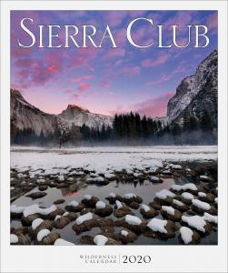 Photographer Tom Schwabel Featured On Sierra Club 2020 Calendar Cover
