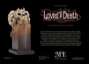 Loved To Death Comes To Modern Eden
