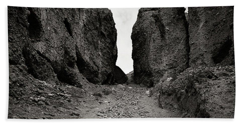 Active Beach Sheet featuring the photograph Buddhist Caves. Vrang by Konstantin Dikovsky