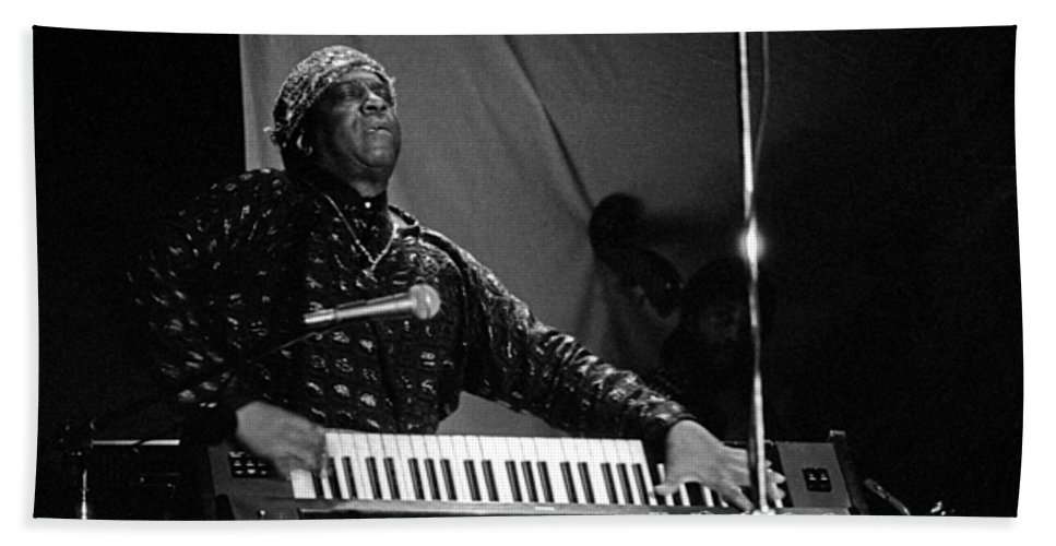 Sun Ra Beach Towel featuring the photograph Sun Ra 1 by Lee Santa