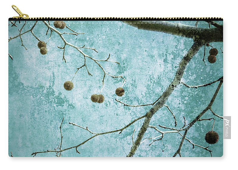 Branches Carry-all Pouch featuring the photograph Branched by Tara Turner