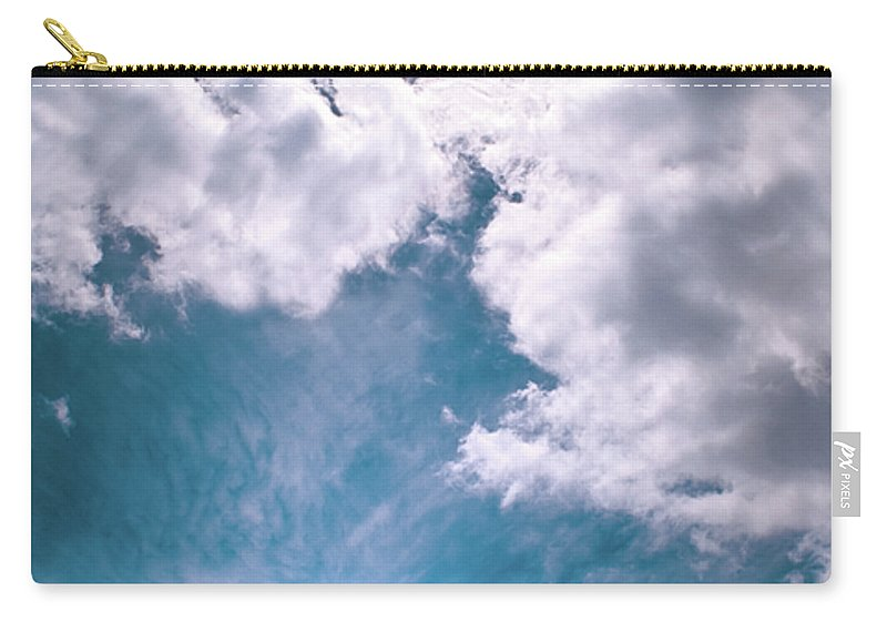 Alone Carry-all Pouch featuring the photograph Sacred Belukha by Konstantin Dikovsky