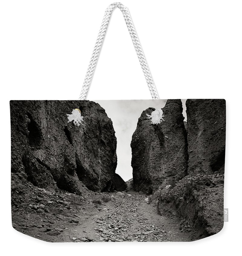Active Weekender Tote Bag featuring the photograph Buddhist Caves. Vrang by Konstantin Dikovsky