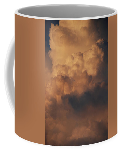 Clouds Coffee Mug featuring the photograph Clouds In Color by Rob Hans