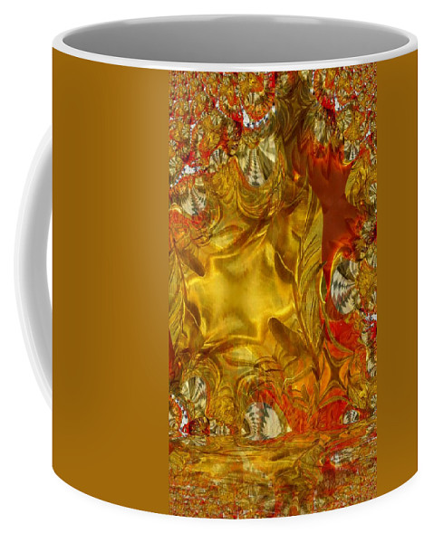 Olive Coffee Mug featuring the photograph Land Of Oil And Honey by Ron Bissett