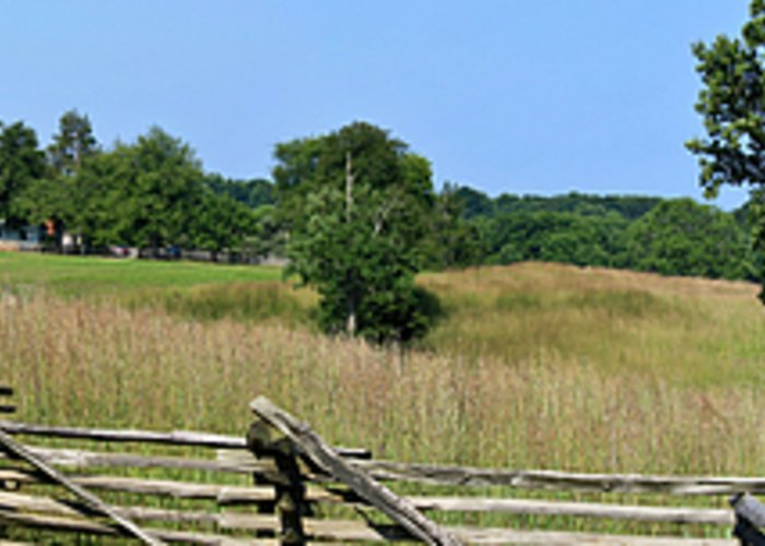 Appomattox Greeting Card featuring the photograph Going To Appomattox Court House by Teresa Mucha